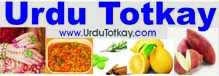 Urdu Totkay